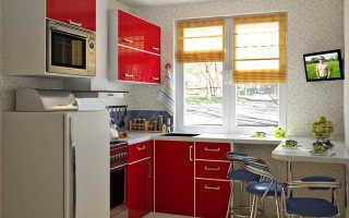 Фотоподборка. 24 идей дизайна кухни 6 кв. метров в хрущевке