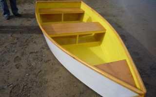 Самодельная лодка из фанеры (мастер-класс, 50 фото, пошагово)