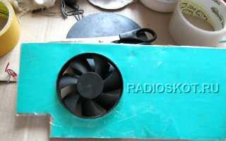 Изготовление домашней акустики из автомобильной магнитолы