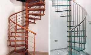 Интересная лестница на второй этаж своими руками