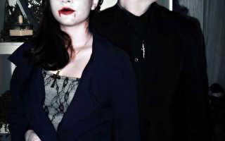 Костюмы к Хэллоуину своими руками: Костюм Ведьмы и костюмы Вампира и Вампирши