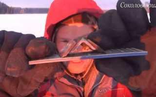 Клевая подвязка для зимней рыбалки, рыболовная снасть Карусель и полезные рыбацкие самоделки