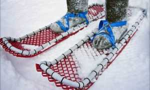 Снегоступы и болотоступы своими руками