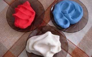 Декор тарелки своими руками цветами из соленого теста