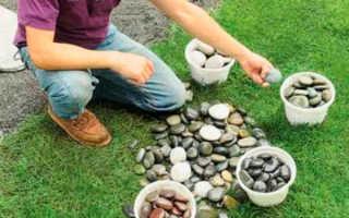 Мозаика из камней своими руками (мастер-класс, пошагово, фото)