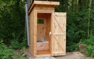 Делаем креативный туалет на даче своими руками (фото, пошагово)