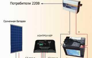 Бесплатное электричество! Солнечная электростанция на 220 В своими руками