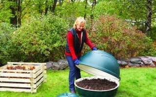 Как сделать ящик для компоста