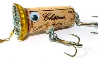 Самоделки для рыбалки. Соска для ловли рыбы своими руками (два варианта)