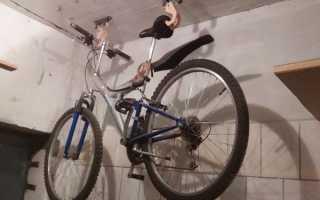 Гараж для велосипеда (чертежи)
