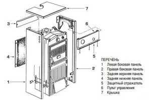 Самодельный автоматический котел на древесных гранулах