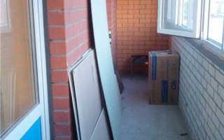 Утепляем балкон (лоджию) своими руками (19 фото, пошагово)