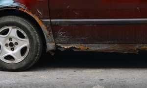 Защита автомобиля от коррозии