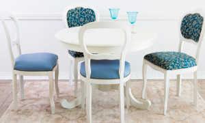 Как сделать мягкое изголовье, пуфик или спинку для стула (фото, мастер-класс)