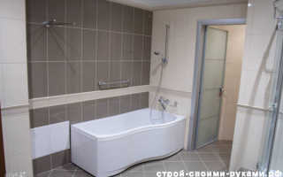 """Компания """"ЯСК""""-СТРОЙ выполнит ремонт ванной и санузла под ключ в московской области, – недорого"""