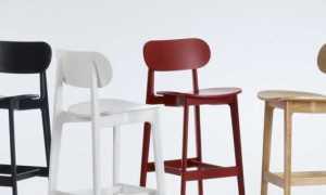 Барный стул для кухни своими руками
