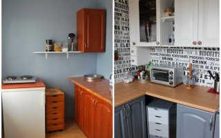 Суперпреображение или Моя старая-новая кухня