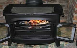 Самодельная уличная печь с варочной поверхностью
