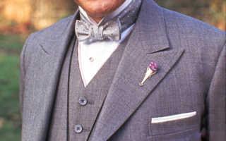 Женское украшение из мужского галстука – как сделать стильную брошь своими руками