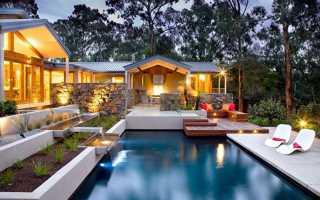 Классный бассейн на даче своими руками (фото, пошагово)