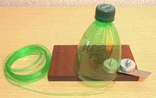 Простое самодельное приспособление для нарезки лент из пластиковых бутылок
