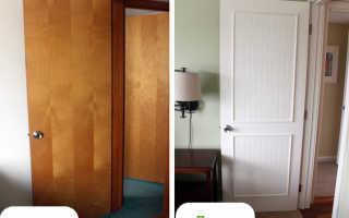 Переделка! Идея для новой жизни старой двери