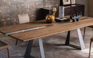 """Оригинальный стол в стиле """"Лофт"""" своими руками"""