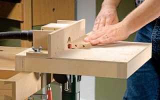Удобный стол для фрезера своими руками (проект, чертежи, пошаговая сбора)
