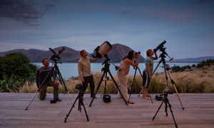 Соединяем вебкамеру и телескоп