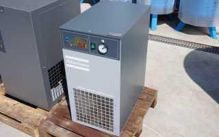 Самодельный фильтр-осушитель (влагоотделитель) для компрессора
