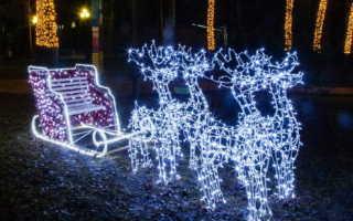 Самоделки к Рождеству и Новому году. Рождественский олененок из проволоки своими руками (мастер-класс, фото)
