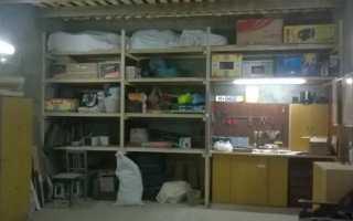 Парочка самоделок в гараж: мобильный лежак и складной ящик для инструментов своими руками