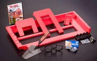Самодельное приспособление для переноса кирпича и строительных блоков