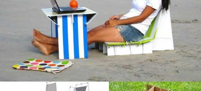 Столик из картона своими руками (фото, мастер-класс)