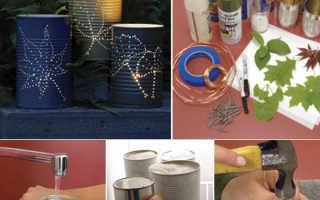 Оригинальные садовые светильники своими руками (фото, мастер-класс)