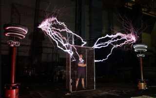Карманный трансформатор Тесла своими руками