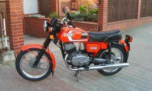 Реставрация мотоцикла Cezet 350 (пошагово, 37 фото)