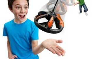 Инструкция по созданию игрушечного НЛО