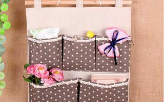 Раскладной ящик для швейных принадлежностей, косметики или других мелочей своими руками