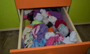 Идея для хранения носков