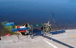 Классный и простой раскладной стульчик для рыбалки или пикника