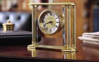 Часы станционные для дома