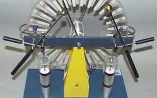 Скалярное магнитное поле и униполярная индукция (эксперименты по Свободной энергии)