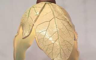 Красивый абажур из проволоки своими руками (мастер-класс, фото, пошагово)