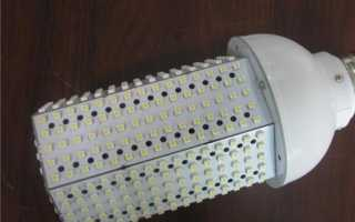 Использование мощных светодиодов