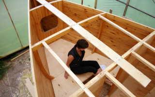 Как я построил яхту своими руками (9 видеороликов)
