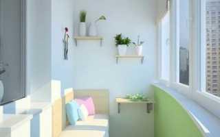 Самоделки для балкона. Ящик-диванчик для хранения овощей и полка для цветов своими руками (фото, идеи)