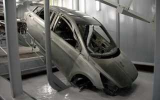 Способы как уберечь автомобиль от коррозии