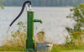 Водяной насос без питания своими руками