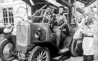 Самодельные автомобили времен СССР (фотоподборка)